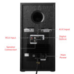 Frisby FS-2030BT Bluetooth Bookshelf Speaker