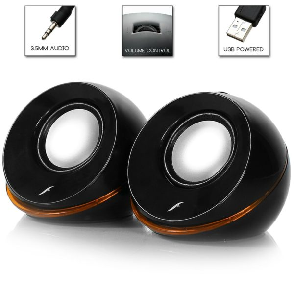 Frisby FS-210NU USB Powered Speakers